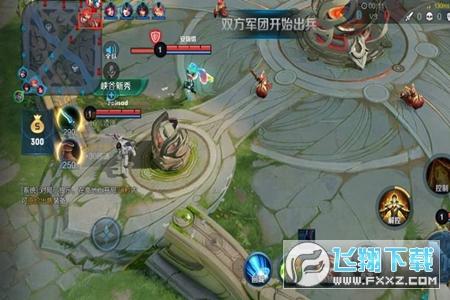 王者荣耀左麟无限火力启动器v1.0手机版截图0
