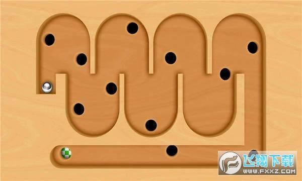 弹球迷宫红包版3D游戏1.1.0最新版截图0