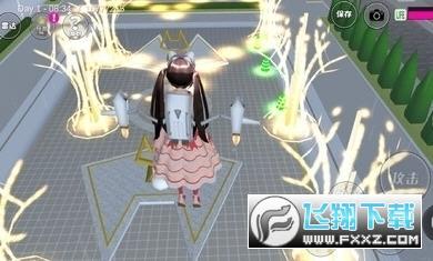 樱花校园模拟器2020万圣节中文版v1.036.08汉化版截图2