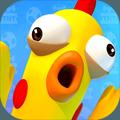 鸡你太美2炸鸡派对免费游戏v1.0最新版