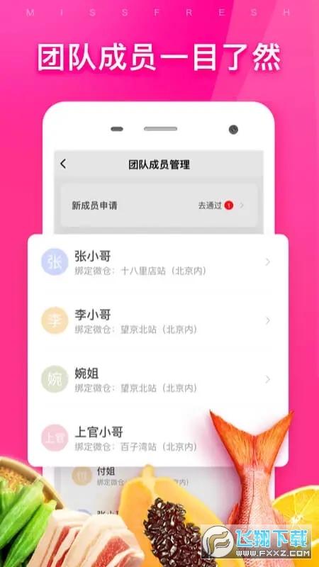 每日优鲜团长端官方app2.0.3最新版截图0
