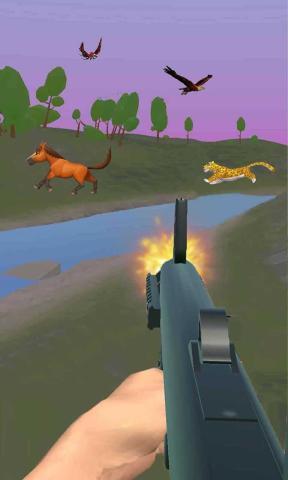 荒野狩猎大师小程序版1.0.1中文版截图0