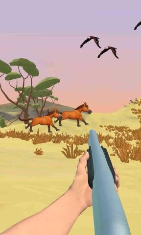 荒野狩猎大师小程序版1.0.1中文版截图2