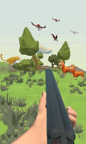 荒野狩猎大师小程序版1.0.1中文版截图3