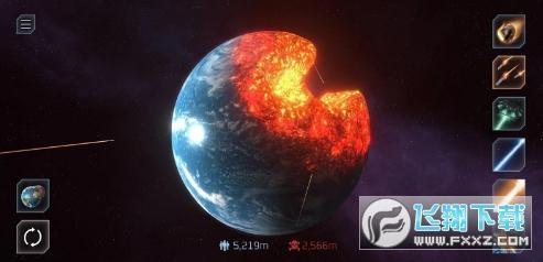 行星破坏模拟器2最新版2.02修改版截图0