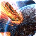陨石撞击地球的动态屏保apkv1.0安卓版