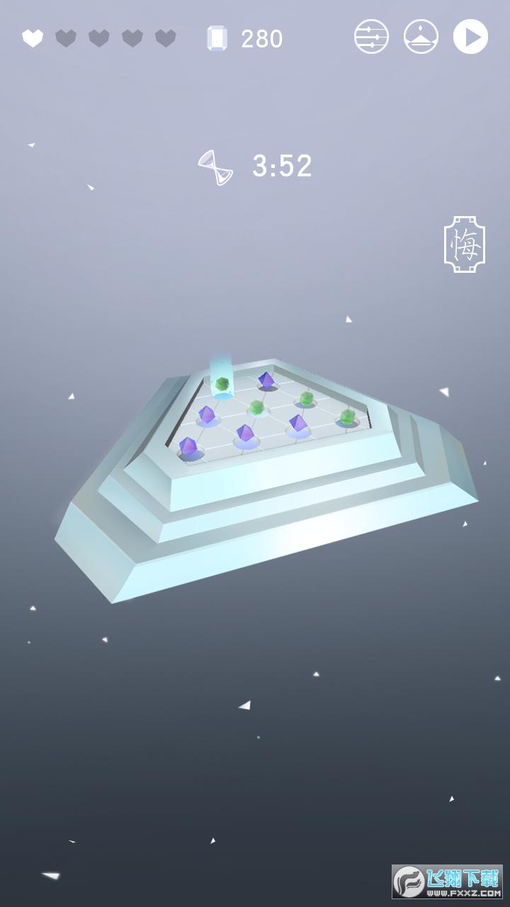 智商检测器跳棋子游戏0.1安卓版截图0