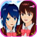 樱花校园模拟器最新冬季天使服装更新版v1.038中文版