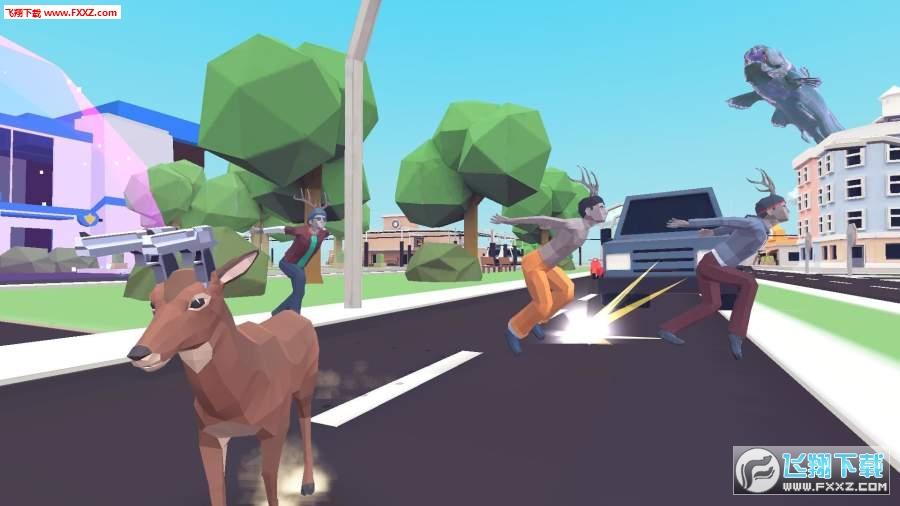 非常普通的鹿模拟器汉化版