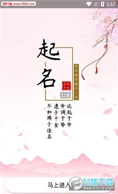 玖安取名起名软件app2020官方版