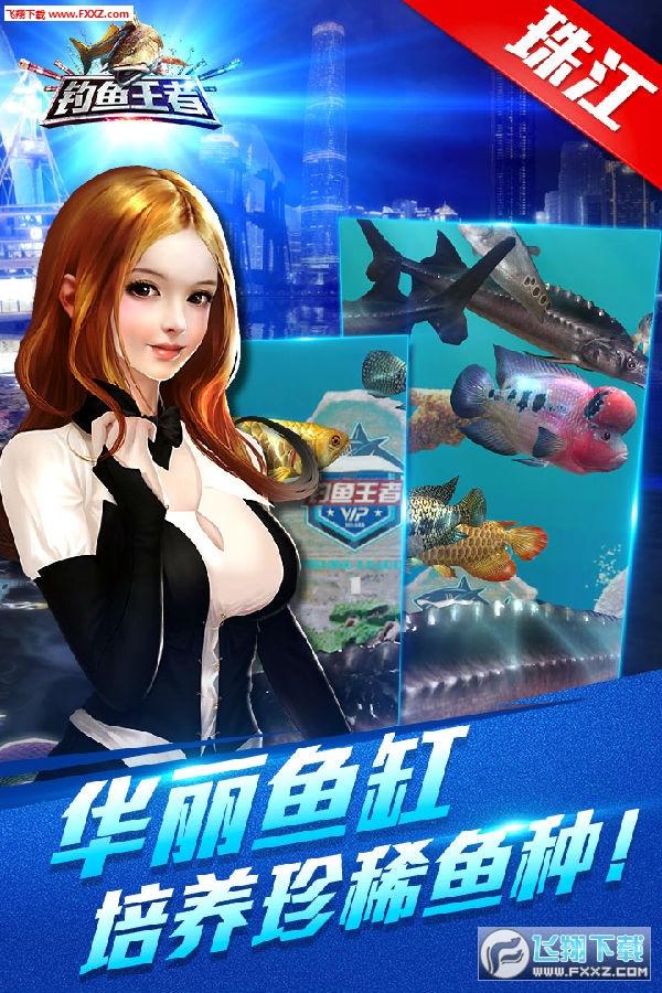 钓鱼王者手机游戏官网版