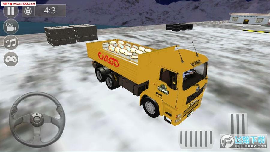 卡车野外运输模拟手机版