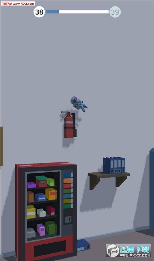 机器人翻转手游趣味版