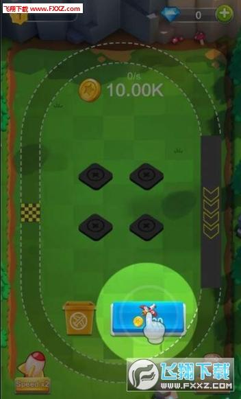 飞机大亨合成游戏赚钱版1.0截图0