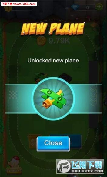 飞机大亨合成游戏赚钱版1.0截图1