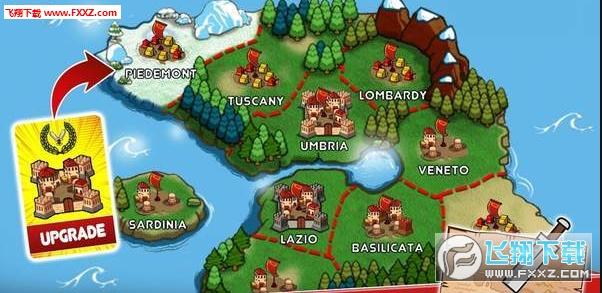 罗马战争与防御手机官方版2.1.0截图2