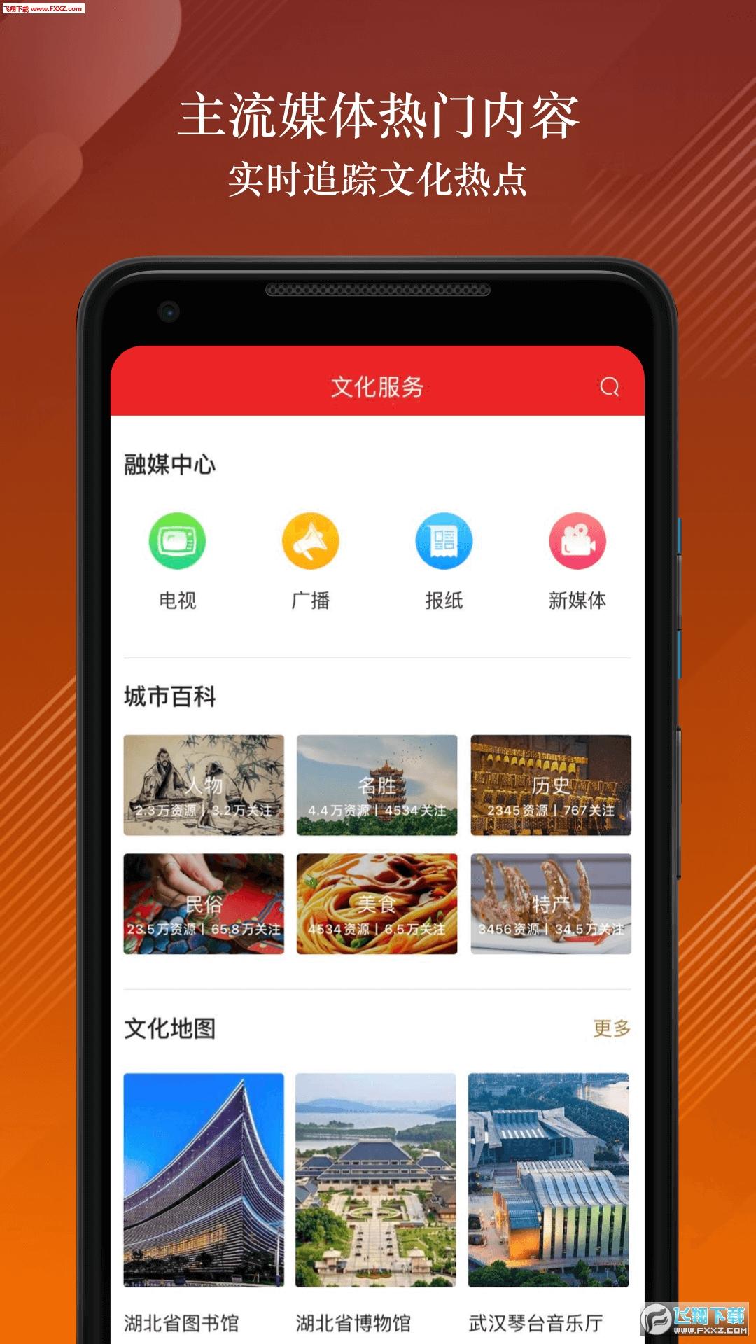 数字武汉2020最新本地新闻app1.0截图2