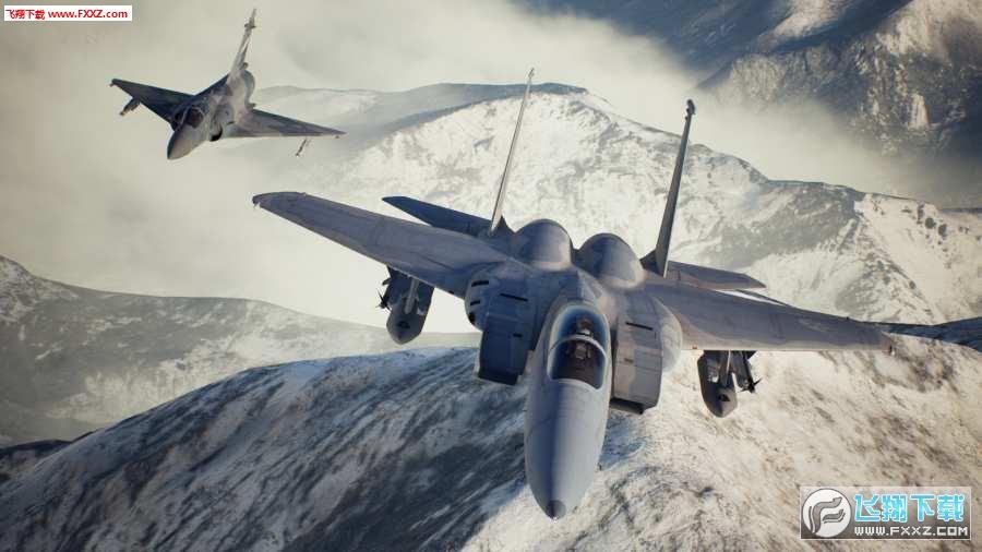 皇牌空战7未知空域手机版截图2
