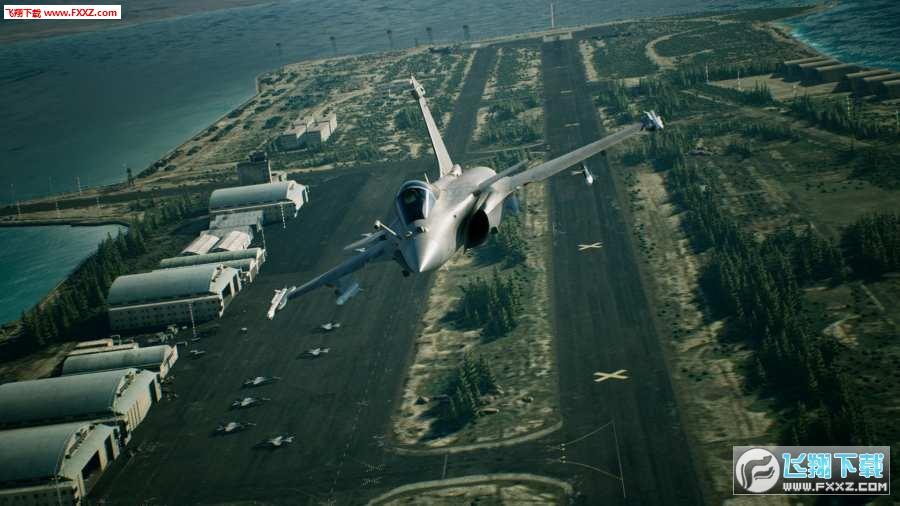 皇牌空战7未知空域手机版截图3