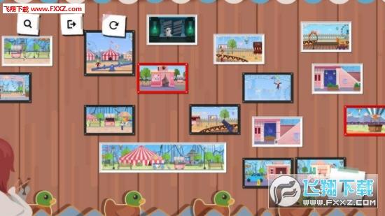 艾莉莎回忆画廊游戏1.0截图1