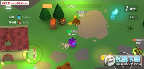 方块怪物大作战手游安卓版1.0.3截图1