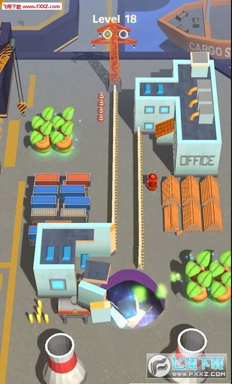 城市黑洞杀手手游官方版1.0截图0
