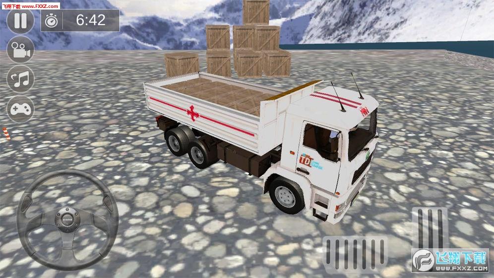 卡车野外运输模拟手机版v1.0截图2