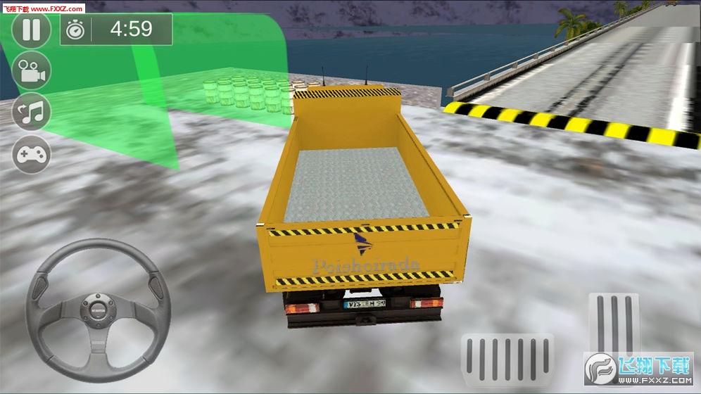 卡车野外运输模拟手机版v1.0截图3