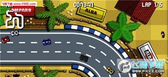 微型皮卡赛车手2020手游版1.0截图0