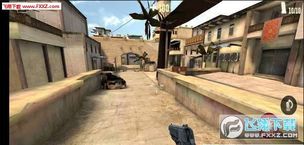 自由使命正义之枪手游安卓版20.0.3截图1