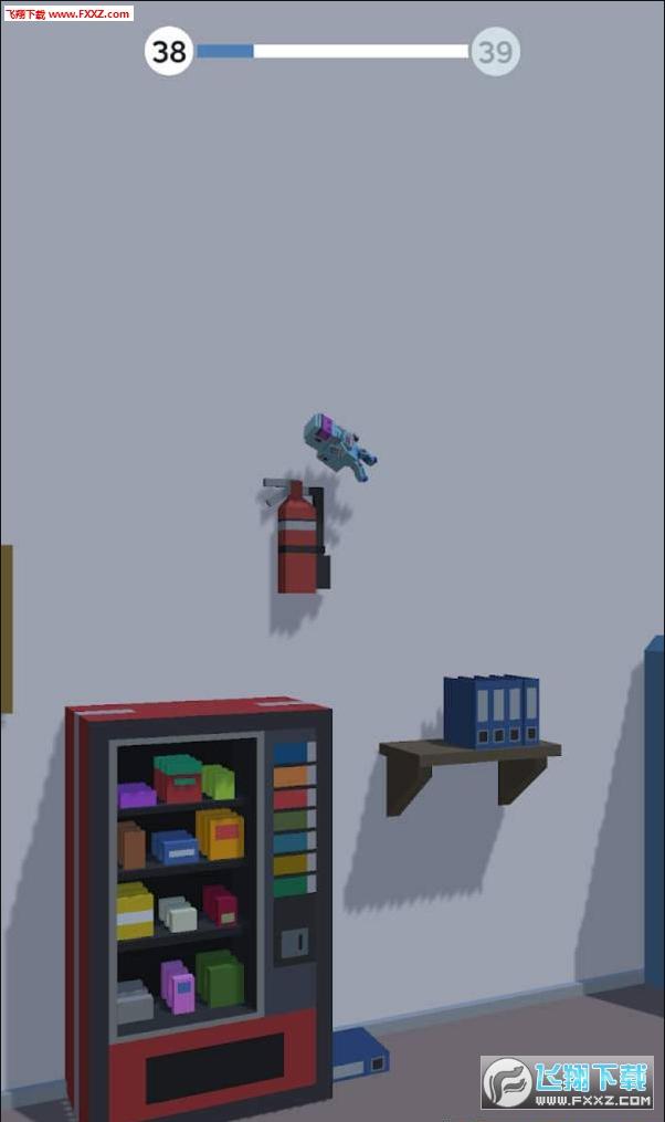 机器人翻转手游趣味版1.0截图0