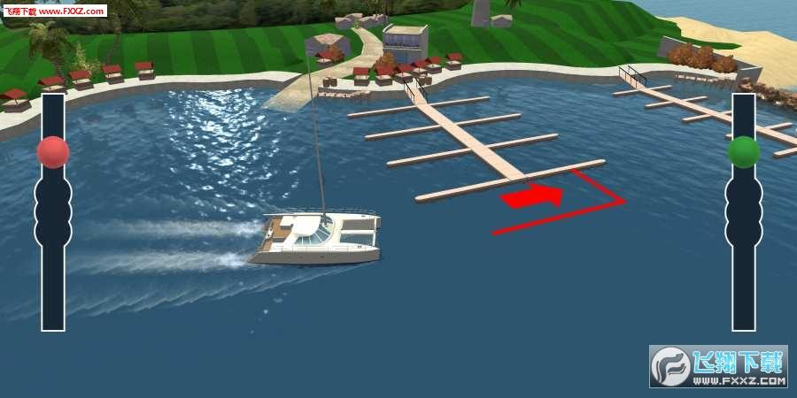 ASA双体船挑战赛中文版v1.0截图1
