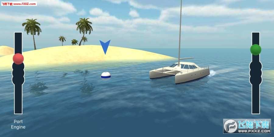 ASA双体船挑战赛中文版v1.0截图2