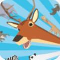 沙雕鹿模拟器汉化版v1.0