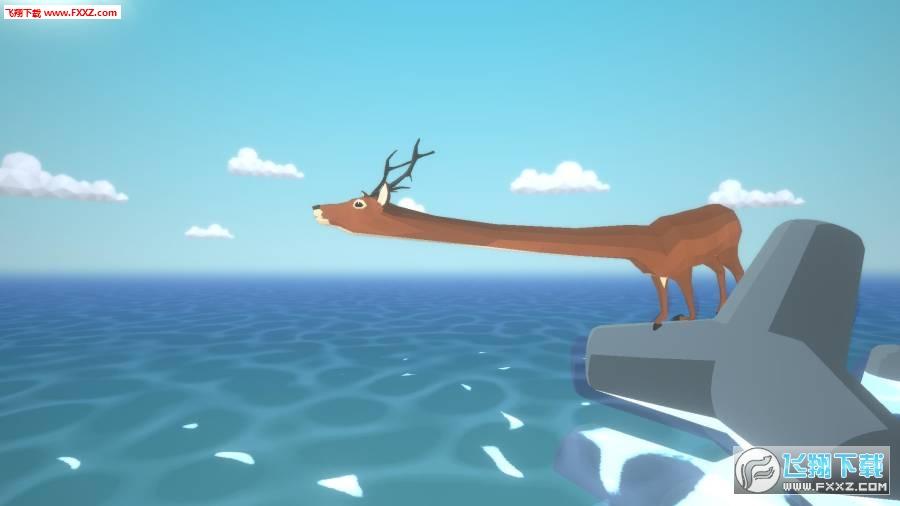 非常普通的鹿模拟器汉化版v1.0截图1