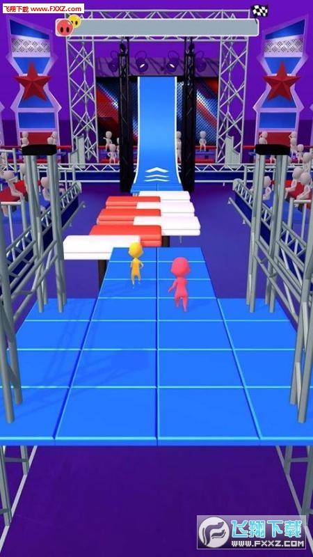 小泥人障碍赛3d单机版1.1.1截图0