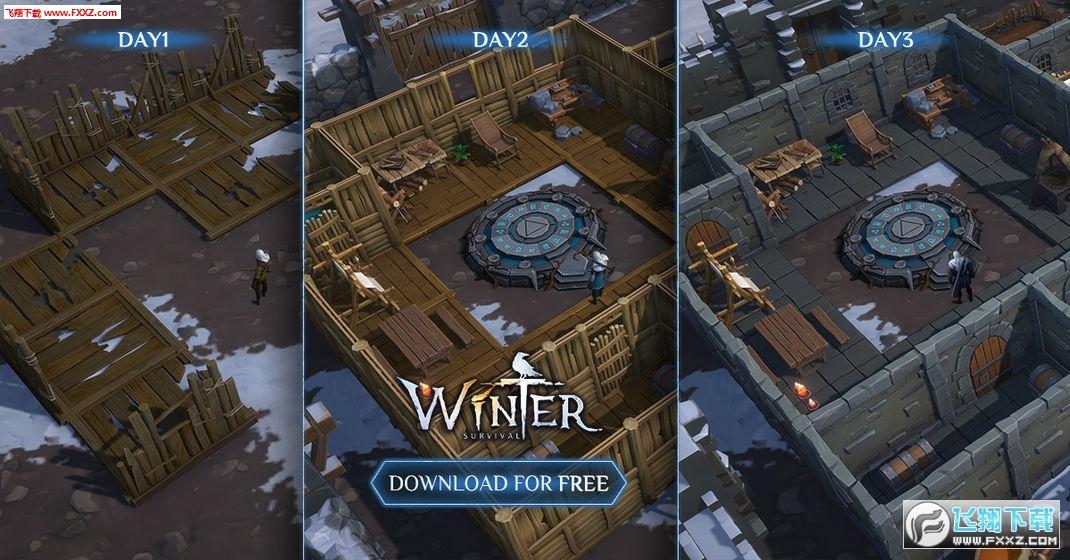 冬季生存内测版v1.0截图1