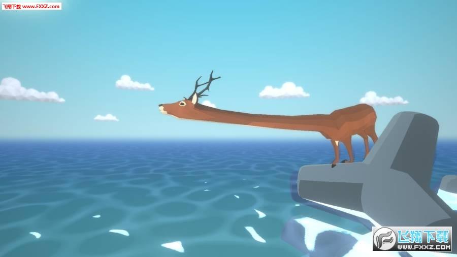 抖音疯狂鹿模拟器破解版1.0截图2