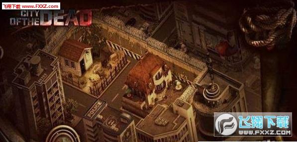 孤独之城僵尸射击手机安卓版1.0.0截图2