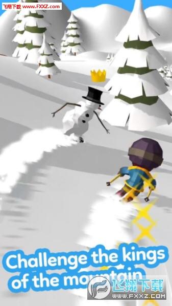 冰雪滑坡安卓版1.01.0.16.1截图0