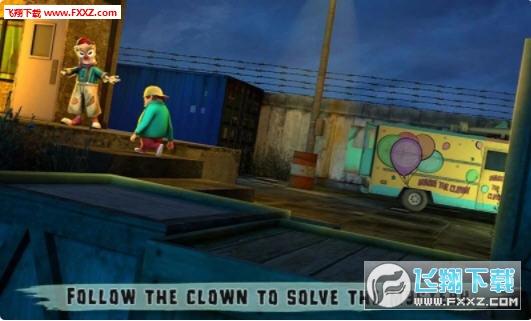 怪诞小丑之神秘小镇中文版1.0截图2