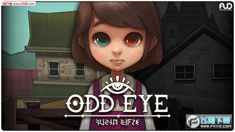异色眼睛Odd Eye中文版截图0