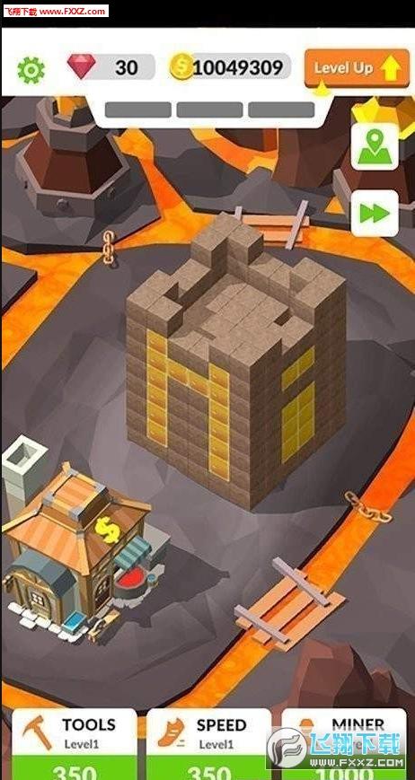 放置矿工冲刺安卓最新版
