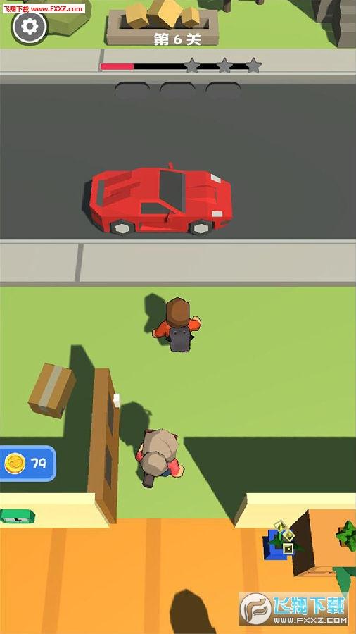 熊孩子快跑测试版