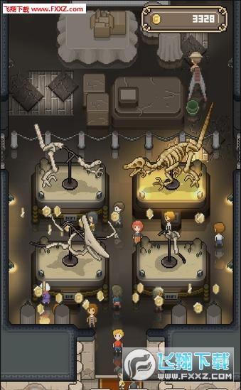 我与化石博物馆官方中文版1.3.2截图0