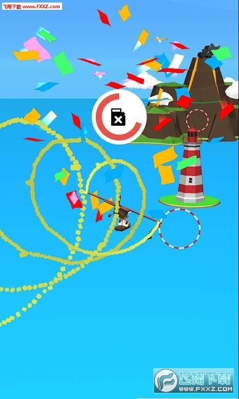 摔机着陆3D手游闯关版1.2截图1