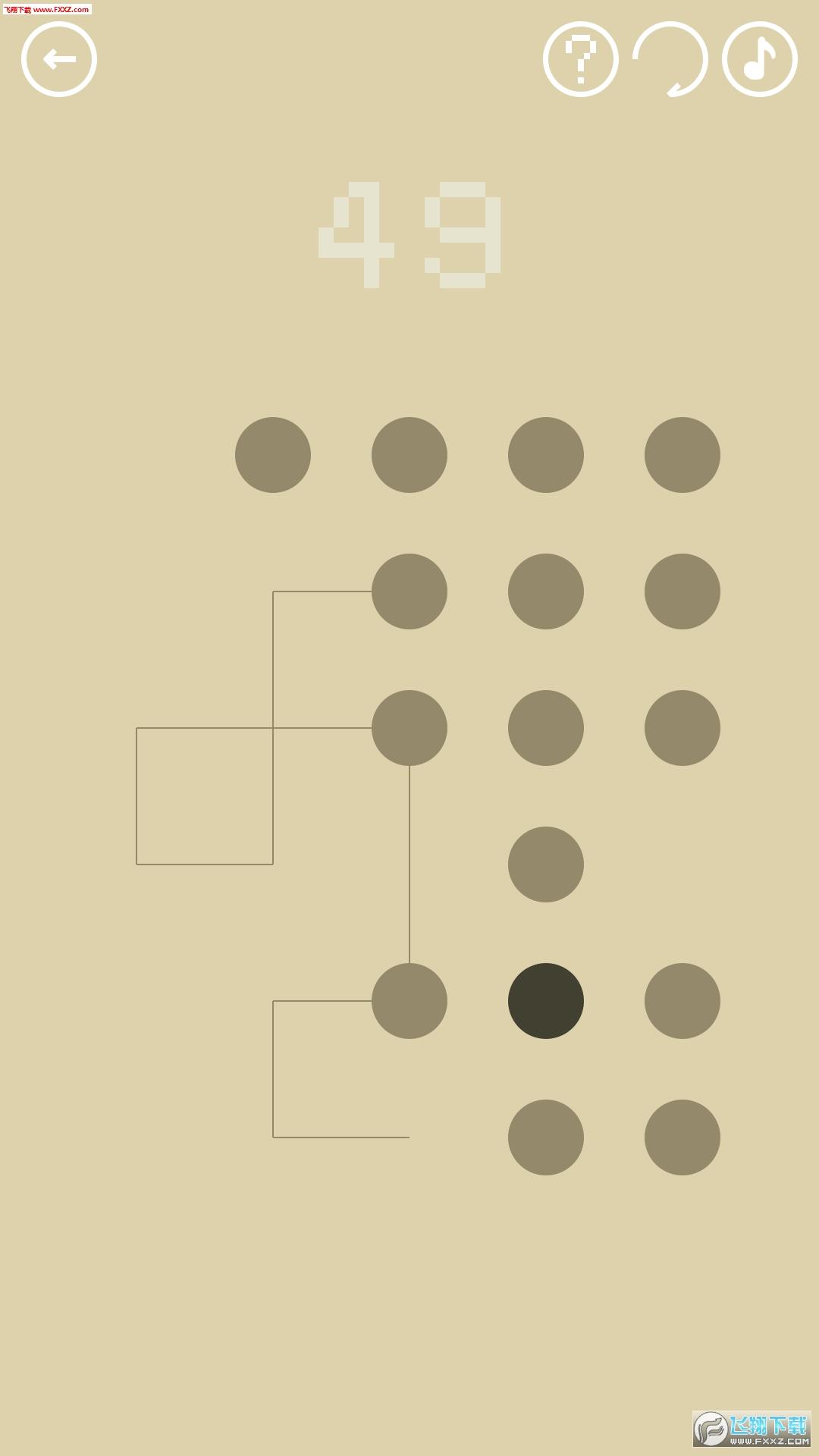 隐匿按钮休闲版截图2