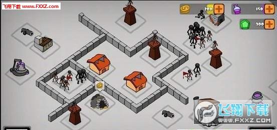 火柴人城市开发建筑手游模拟版1.03截图1