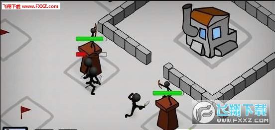 火柴人城市开发建筑手游模拟版1.03截图2