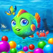 鱼水族馆泡泡世界红包版v1.0